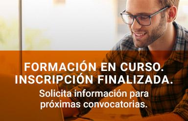 Certificado de Profesionalidad en: Administración y Programación en ERP y CRM