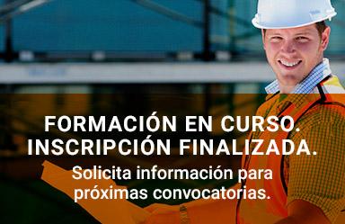 Certificado de profesionalidad: Control de Proyectos y Obras de Construcción